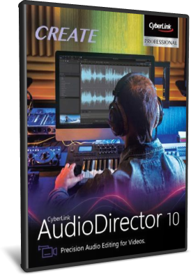 CyberLink AudioDirector Ultra 10.0.2315.0 x64 - ITA