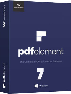 Wondershare PDFelement Professional v7.5.7.4852   OCR - ITA