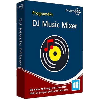 Program4Pc DJ Music Mixer 8.3 - ITA