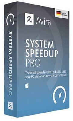 Avira System Speedup Pro 6.5.0.10950 - ITA
