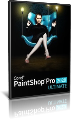 Corel PaintShop Pro Ultimate 2020 v22.0.0.43 - ITA