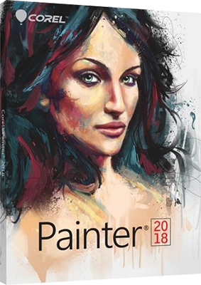 [MAC] Corel Painter 2018 v18.0.0.651 - Eng
