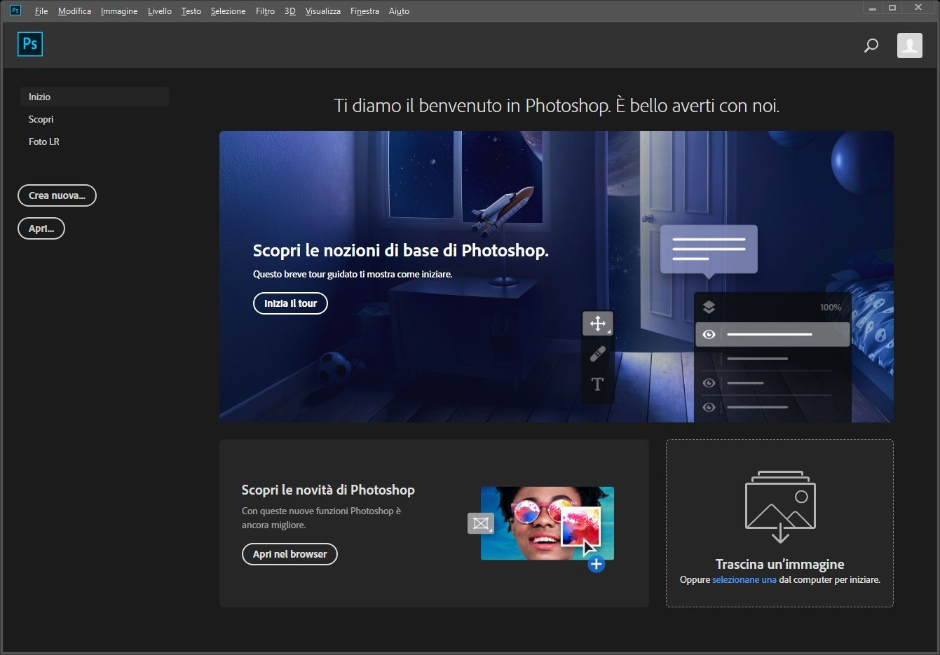 Adobe Photoshop 2020 v21.0.1.47 64 Bit - ITA