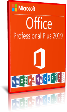 Microsoft Office Professional Plus VL 2019 - 2001 (Build 12430.20288) - ITA