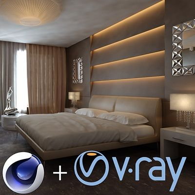 V-Ray 3.70.05 ADV for Cinema 4D R17-R21 x64 - ENG
