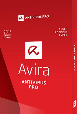 Avira Antivirus Pro v15.0.34.23 - ITA
