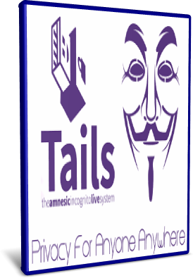 Tails v4.1 Live Boot CD x64 - ITA