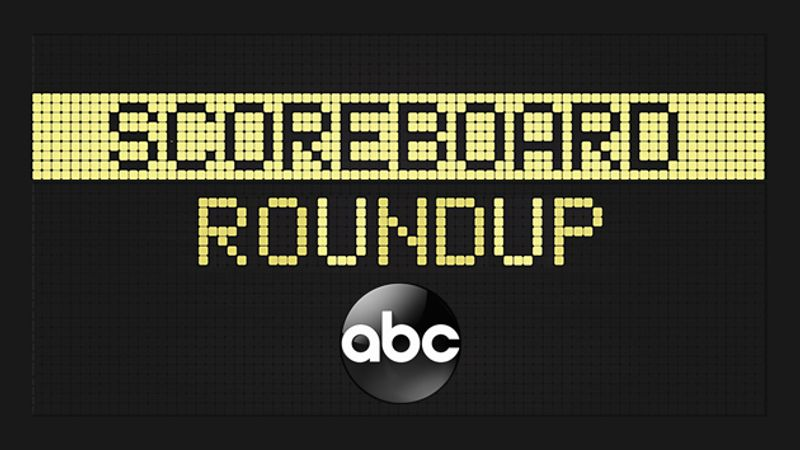 Scoreboard roundup -- 9/23/21