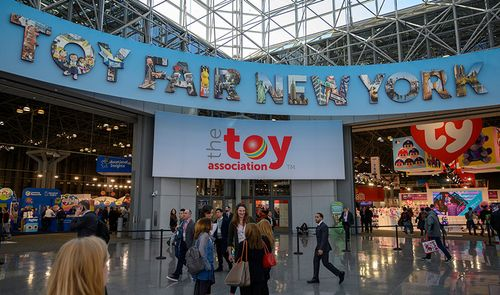 Brands Untapped Comes to Toy Fair New York 2022