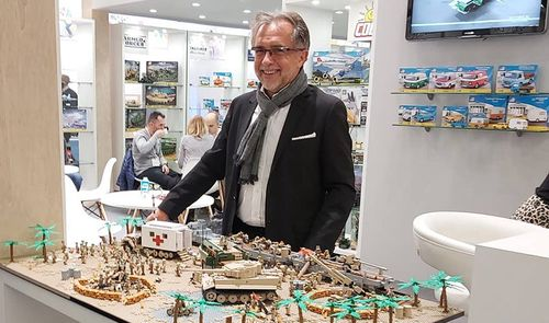 COBI CEO Issues Apology for Construction Toys Depicting Nazi Germany; Pulls Sets from Sale