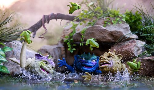 Exclusive: TriAction Toys' Boglins Prepare to Make a Splash at Retail