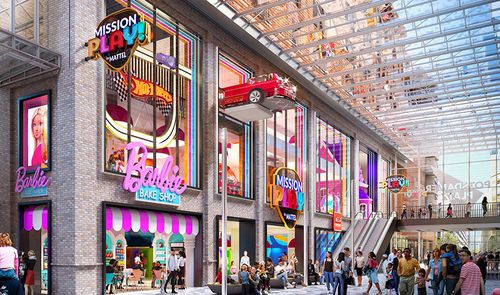 Mission: Play! by Mattel Set to Open First Location in Europe Next Year