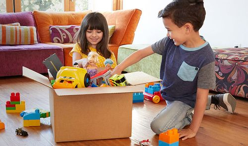 Play Comes Full Circle with the Mattel PlayBack Toy Takeback Recycling Program