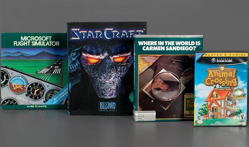 World Video Game Hall of Fame Reveals Class of 2021