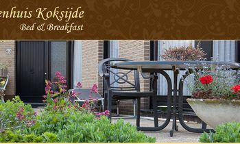 Koksijde - Bed&Breakfast - B&B Bloemenhuis