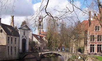 Brugge - Huis / Maison - Casa Michelangelo