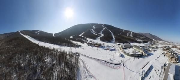 Jilin Beidahu Skiing Resort