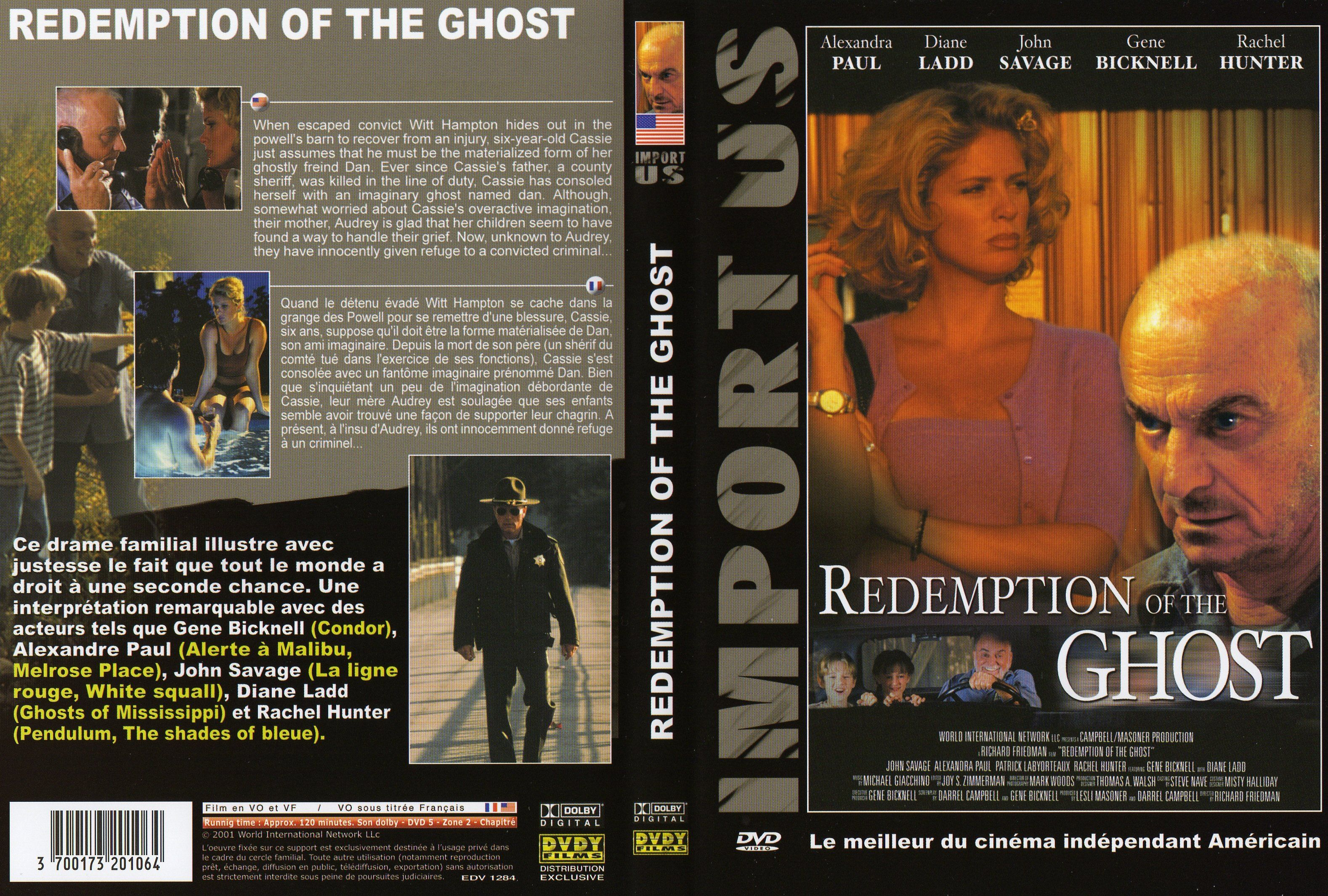 Redemption Of The Ghost 2002 Multi DVDRIP AC3 x264