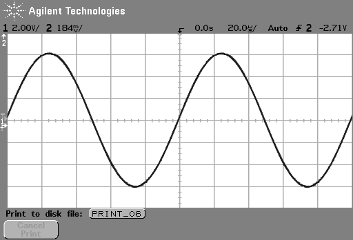 Influence of the delay amplifiers for listening characteristics