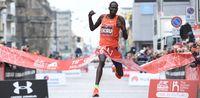 Milano Marathon per battere i record