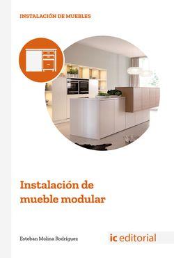 Instalación de mueble modular