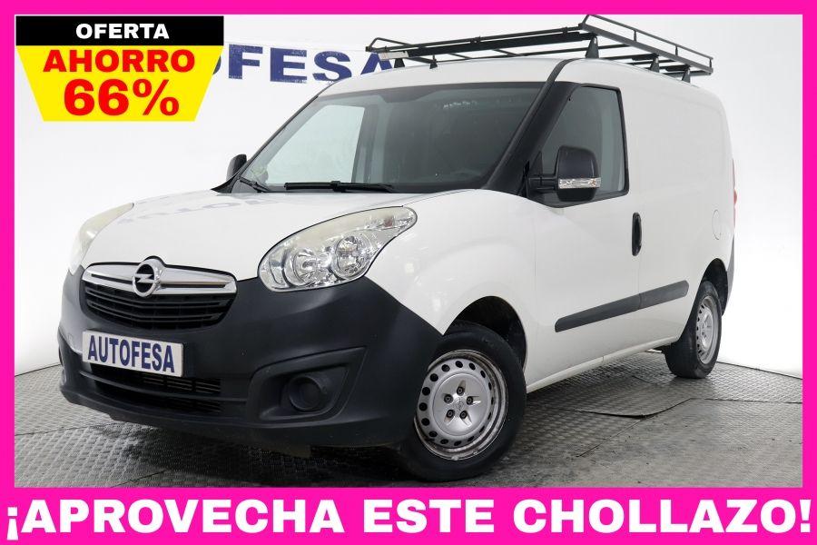 Opel Combo ocasión segunda mano 2015 Diésel por 6.950€ en Madrid