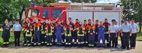 Truppmannausbildung in Röttenbach abgeschlossen