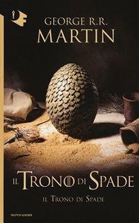 Recensione ''Il trono di spade'' (Libro di George R.R. Martin) [Game fo Thrones Vol. 1]