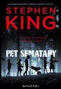 Recensione ''Pet sematary'' (Libro di Stephen King)