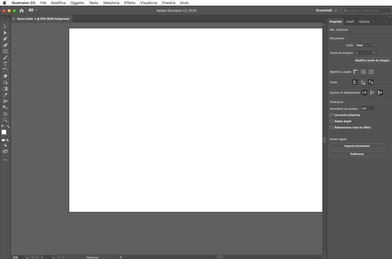[MAC] Adobe Illustrator 2020 v24.0.0.332 macOS - ITA