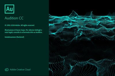 Adobe Audition CC 2019 v12.1.2.3 64 Bit - ITA