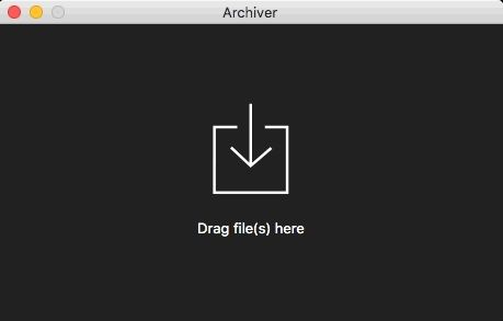 [MAC] Archiver 3.0.8 macOS - ENG