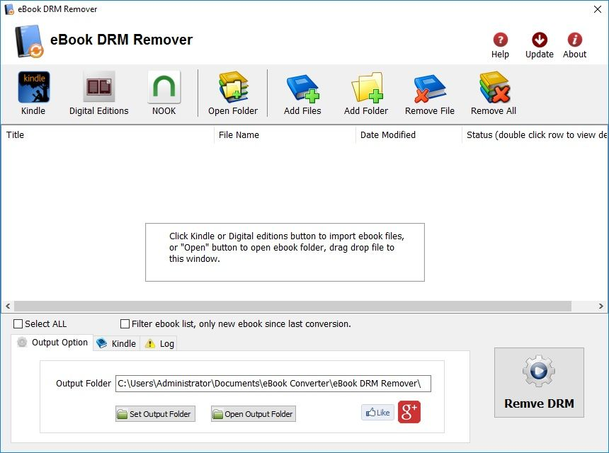 eBook DRM Removal Bundle 4.19.1016.399 - Eng