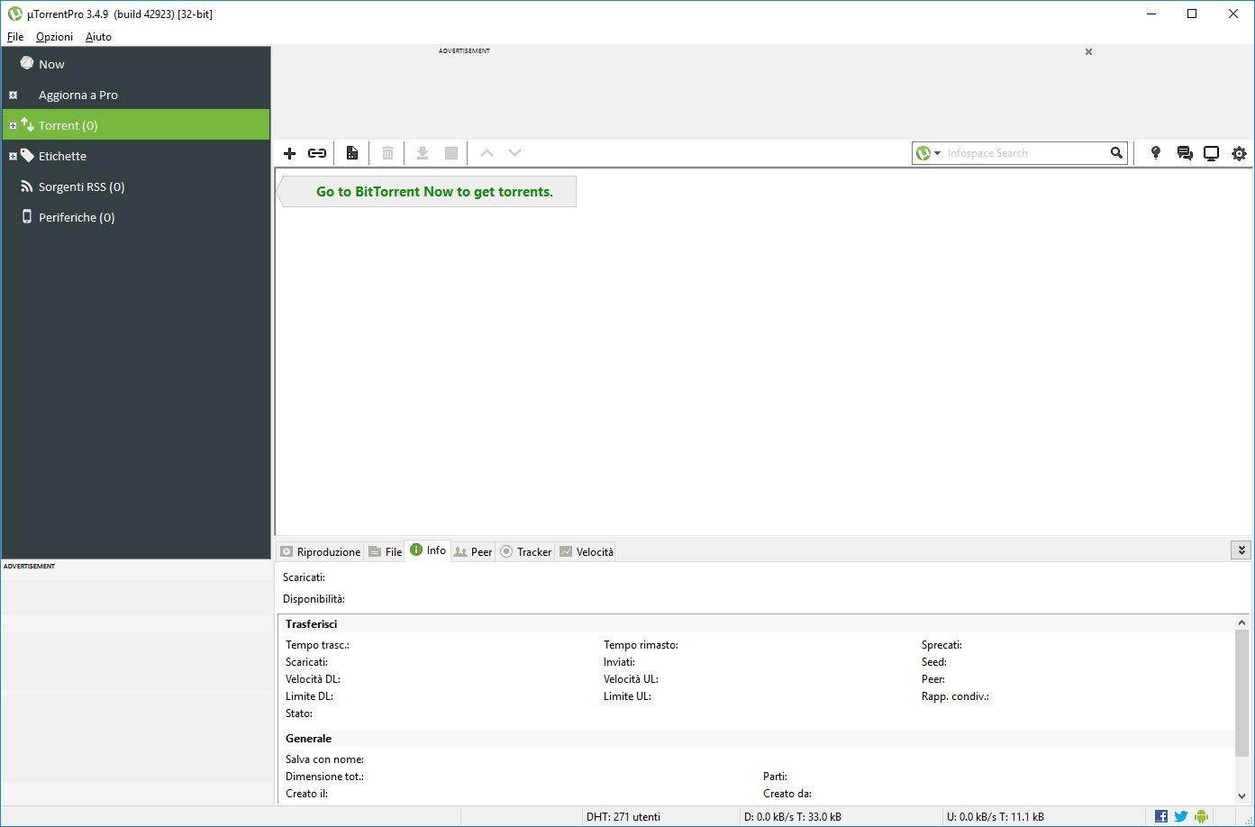 µTorrent Pro 3.5.5 Build 45608 - ITA