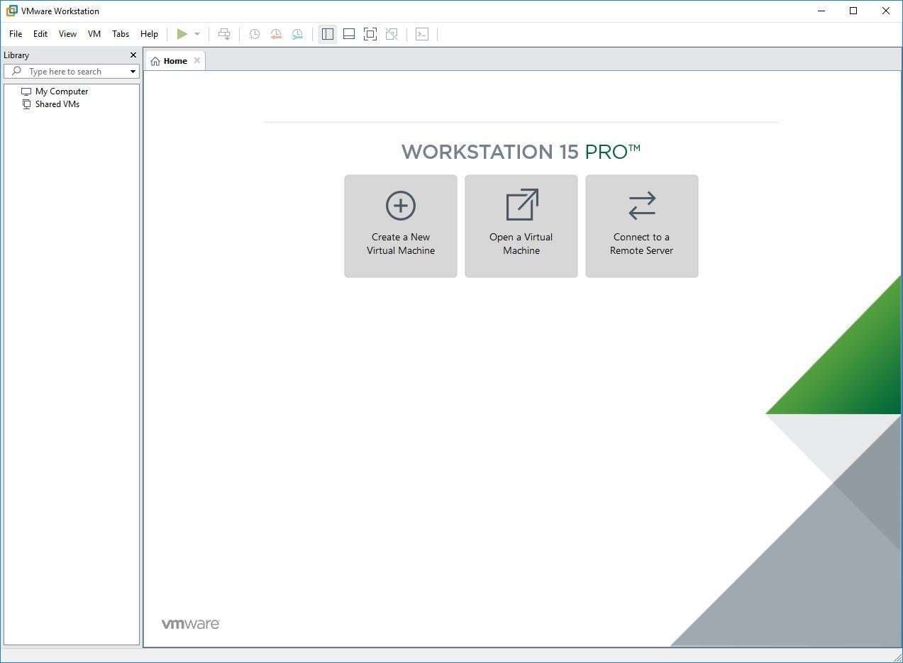 VMware Workstation Player Commercial v15.0.4 Build 12990004 64 Bit - ENG