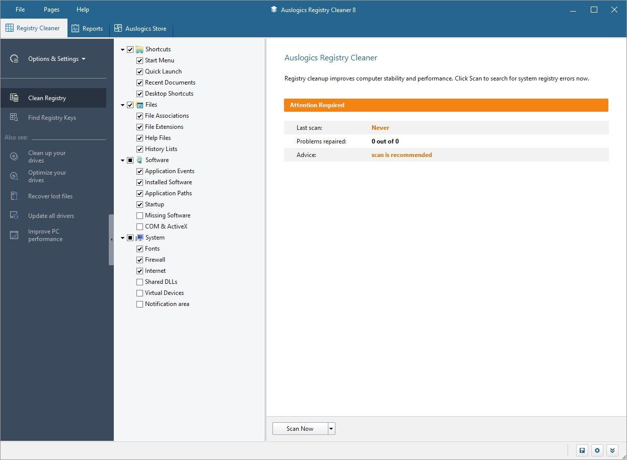 [PORTABLE] Auslogics Registry Cleaner Professional v8.2.0   - Eng