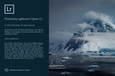 Adobe Photoshop Lightroom Classic CC 2019 v8.3.0.10 64 Bit - ITA