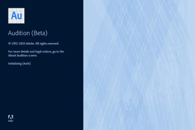 Adobe Audition 2020 v13.0.8.26 Beta 64 Bit - Ita