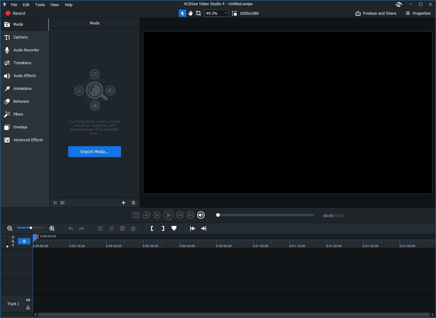 ACDSee Video Studio 4.0.0.933 x64 - ENG