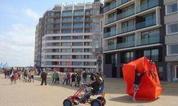 Oostende - Apt 1 Slpkmr/Chambre - Commodore