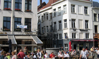 Antwerpen - Rooms - Rooms with a view - vakantielo