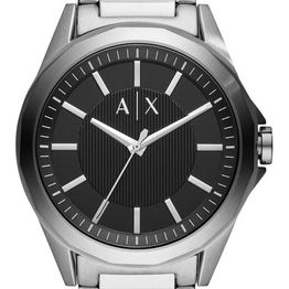 ARMANI EXCHANGE Drexler Mens - AX2618, Silver case with Stainless Steel Bracelet