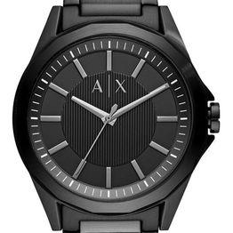 ARMANI EXCHANGE Drexler Mens - AX2620, Black case with Stainless Steel Bracelet