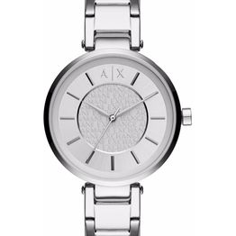 ARMANI EXCHANGE Olivia - AX5315, Silver case with Stainless Steel Bracelet