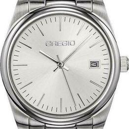 GREGIO Denise - GR280010, Silver case with Stainless Steel Bracelet
