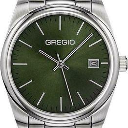 GREGIO Denise - GR280011, Silver case with Stainless Steel Bracelet