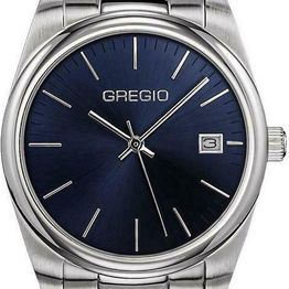 GREGIO Denise - GR280012, Silver case with Stainless Steel Bracelet