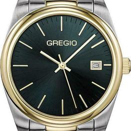GREGIO Denise - GR280041, Silver case with Stainless Steel Bracelet