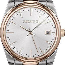 GREGIO Denise - GR280050, Silver case with Stainless Steel Bracelet