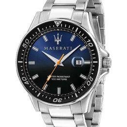 MASERATI Sfida - R8853140001 Silver case with Stainless Steel Bracelet